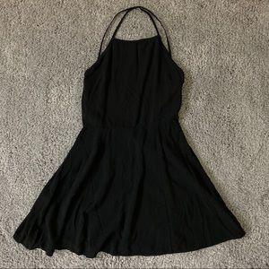 PacSun LA Hearts Black Dress